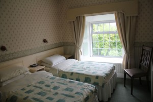 The Bedrooms at Deebert House