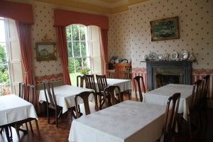 The Dining Room at Deebert House