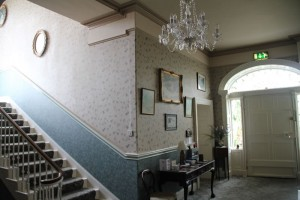 The Entrance Hall at Deebert House